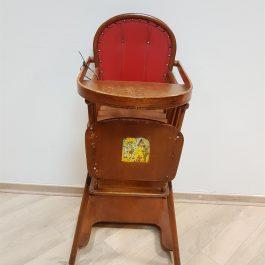 Vaikiška kėdė